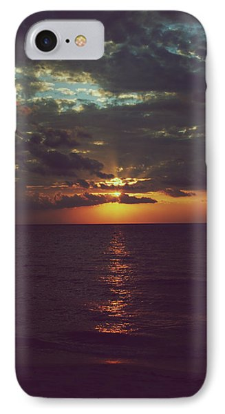 As Day Turns Into Night Phone Case by Laurie Search