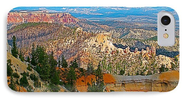 As Far As The Eye Can See From Farview Point In Bryce Canyon-utah   IPhone Case by Ruth Hager