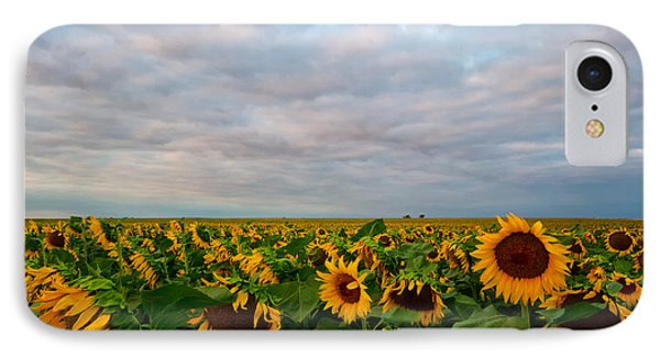IPhone Case featuring the photograph As Far As The Eye Can See by Ronda Kimbrow