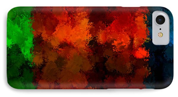 As The Seasons Turn Phone Case by Lourry Legarde
