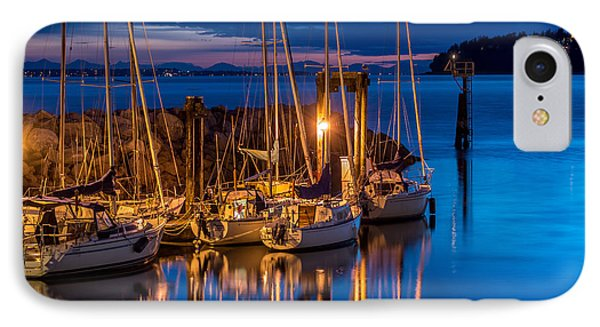 As The Sun Sets - By Sabine Edrissi IPhone Case