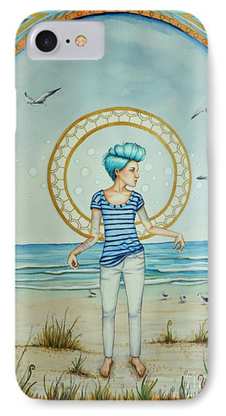 As The Wind Blows IPhone Case by Lucy Stephens