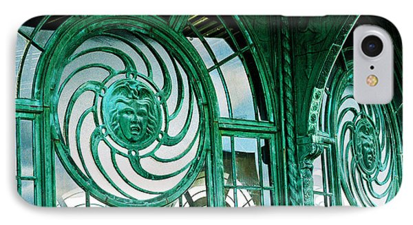 Asbury Carousel House IPhone Case by William Walker