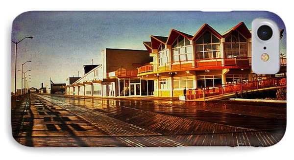 Asbury In The Morning IPhone Case by Debra Fedchin