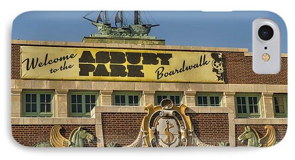 Asbury Park Boardwalk IPhone Case