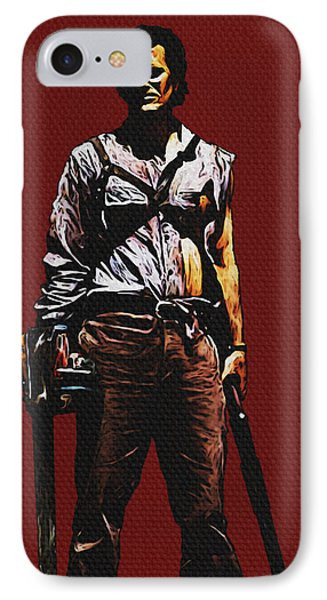 Ash IPhone Case by Jeff DOttavio