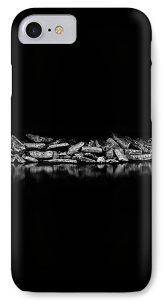 Ashbridges Bay Toronto Canada Breakwall 1 Phone Case by Brian Carson