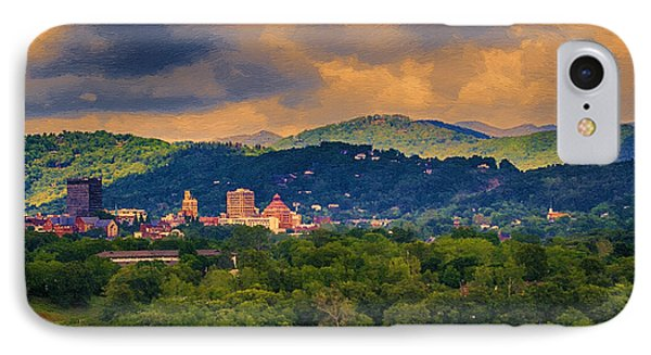 Asheville North Carolina IPhone Case