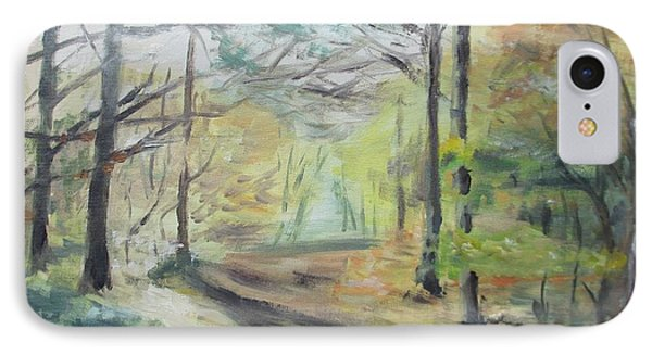 Ashridge Woods 2 IPhone Case