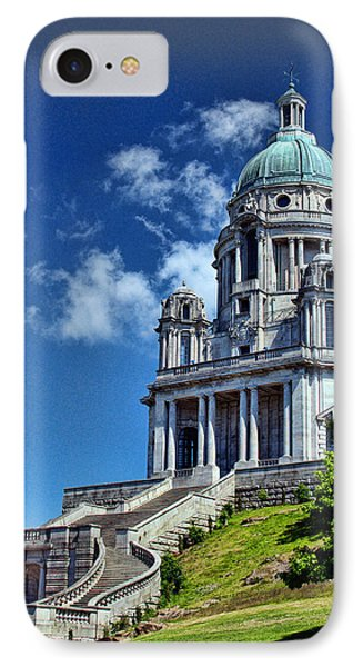 Ashton Memorial IPhone Case by Graham Hawcroft pixsellpix