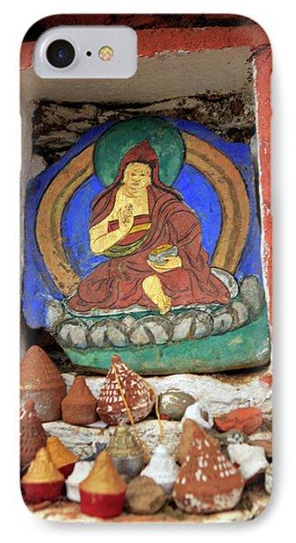 Asia, Bhutan, Paro IPhone Case