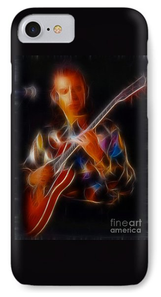 Asia-steve-gc24-fractal Phone Case by Gary Gingrich Galleries
