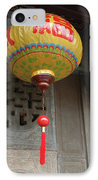 Asia, Vietnam Colorful Paper Lantern IPhone Case by Kevin Oke