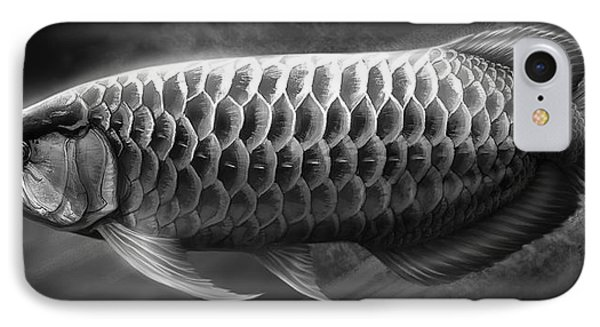 Asian Arowana_01 IPhone Case