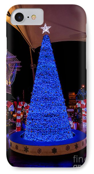 Asian Christmas Display IPhone Case by Adrian Evans
