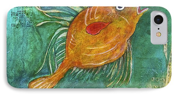 Asian Fish IPhone Case by Bellesouth Studio