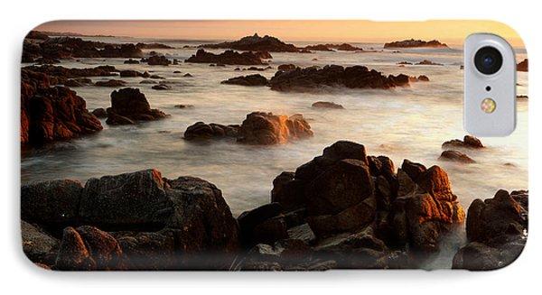 Asilomar Sunset IPhone Case by Eric Foltz