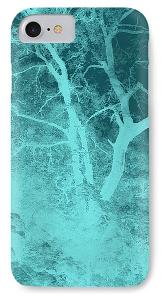 Asleep In The Woods IPhone Case by Wendy J St Christopher