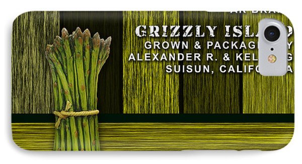 Asparagus Farm IPhone Case by Marvin Blaine