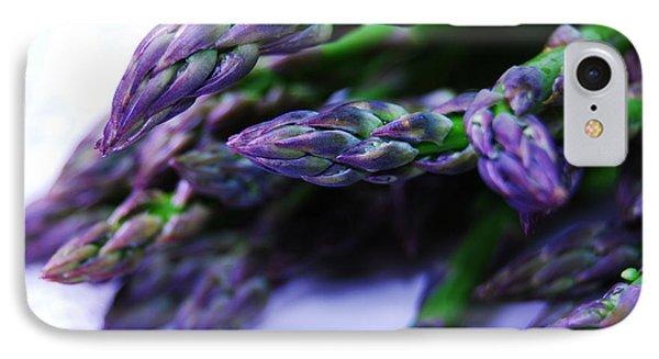 Asparaguy Purple Eye IPhone Case