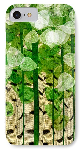 Aspen Colorado Abstract Square 2 IPhone Case