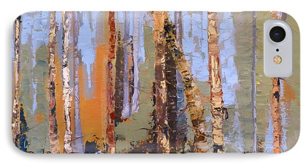 Aspen Forest Colorado IPhone Case