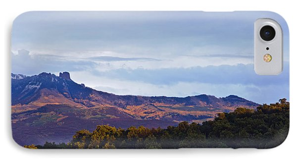 IPhone Case featuring the photograph Aspen Glow Two by Eric Rundle