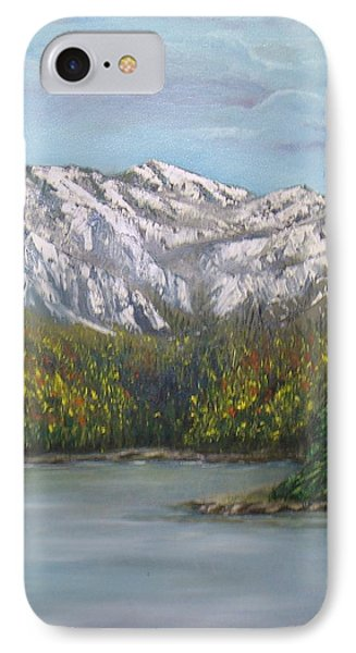 Aspen Lake IPhone Case
