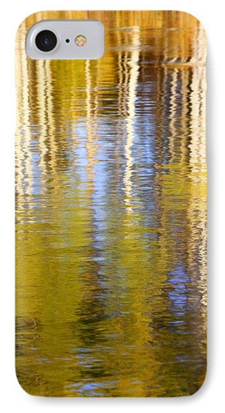 IPhone Case featuring the photograph Aspen Reflection by Kevin Desrosiers
