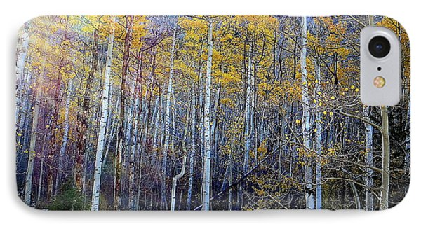 Aspen Sunset IPhone 7 Case by Karen Shackles