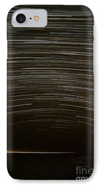 Assateague Star Trails Phone Case by Benjamin Reed