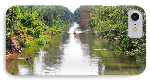 Assawoman Canal - Delaware IPhone Case