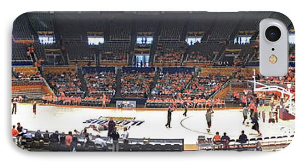 Assembly Hall University Of Illinois Phone Case by Thomas Woolworth