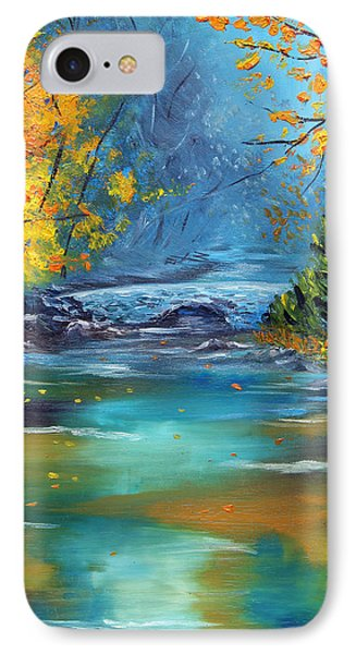 IPhone Case featuring the painting Assurance by Meaghan Troup