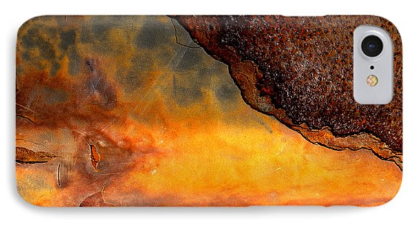 Asteroid Belt IPhone Case by Robert Riordan