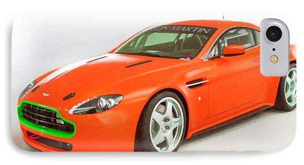 Aston Martin 3 IPhone Case