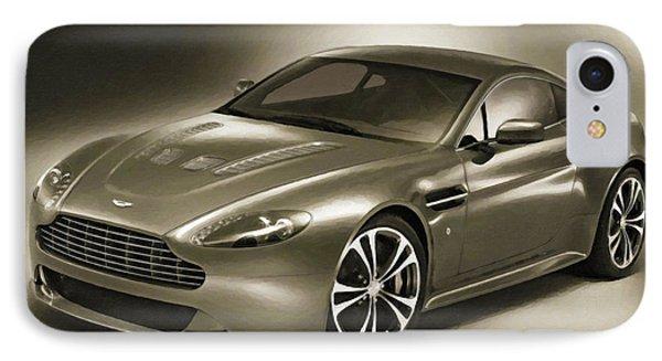 Aston Martin 4 IPhone Case