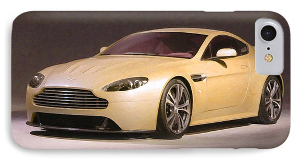 Aston Martin 5 IPhone Case