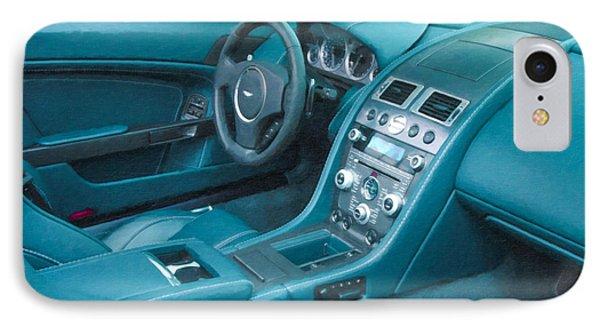 Aston Martin 7 IPhone Case