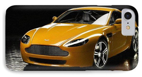 Aston Martin 8 IPhone Case