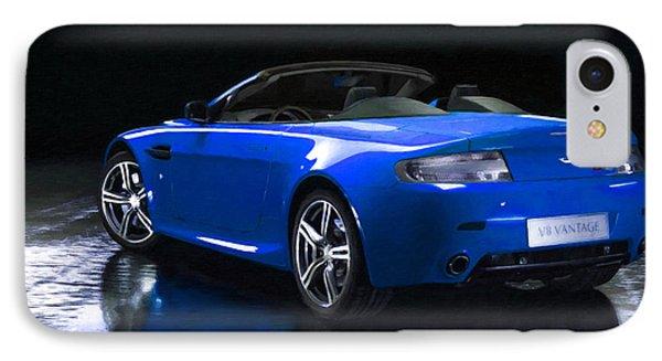 Aston Martin 9 IPhone Case
