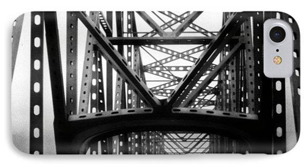 IPhone Case featuring the photograph Astoria Bridge by Tarey Potter