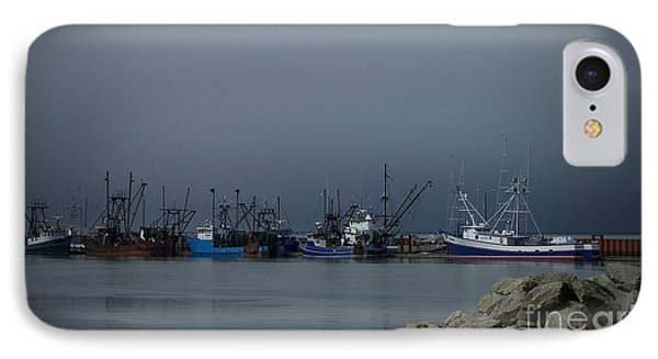 Astoria Safe Harbor IPhone Case by Chalet Roome-Rigdon