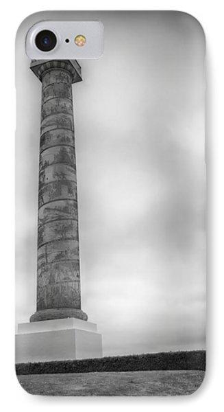 Astoria The Column IPhone Case by David Millenheft