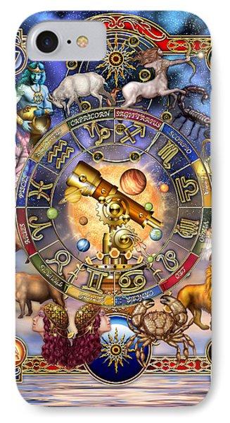 Astrology Phone Case by Ciro Marchetti