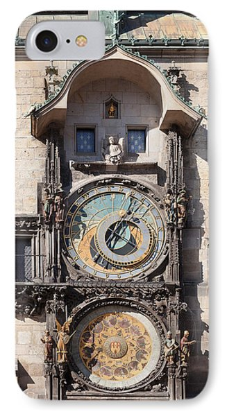 Astronomical Clock At The Old Town IPhone Case