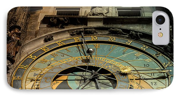 Astronomical Clock IPhone Case by Sergey Simanovsky