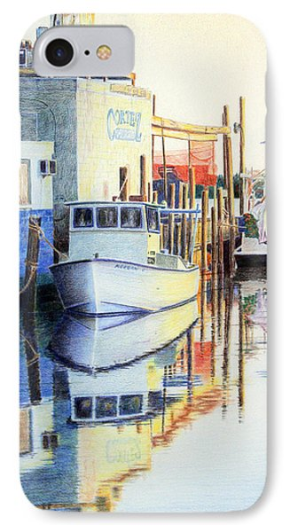 At Cortez Docks IPhone Case