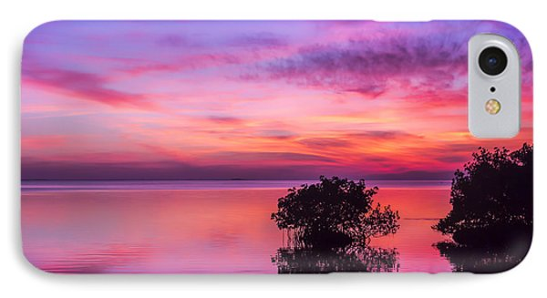 At Days End IPhone Case by Marvin Spates