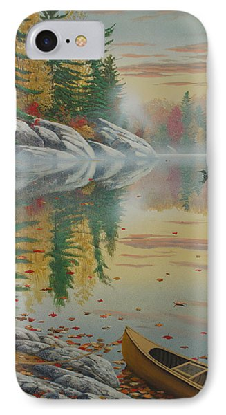 At First Light IPhone Case